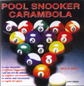POOL SNOOKER CARAMBOLA